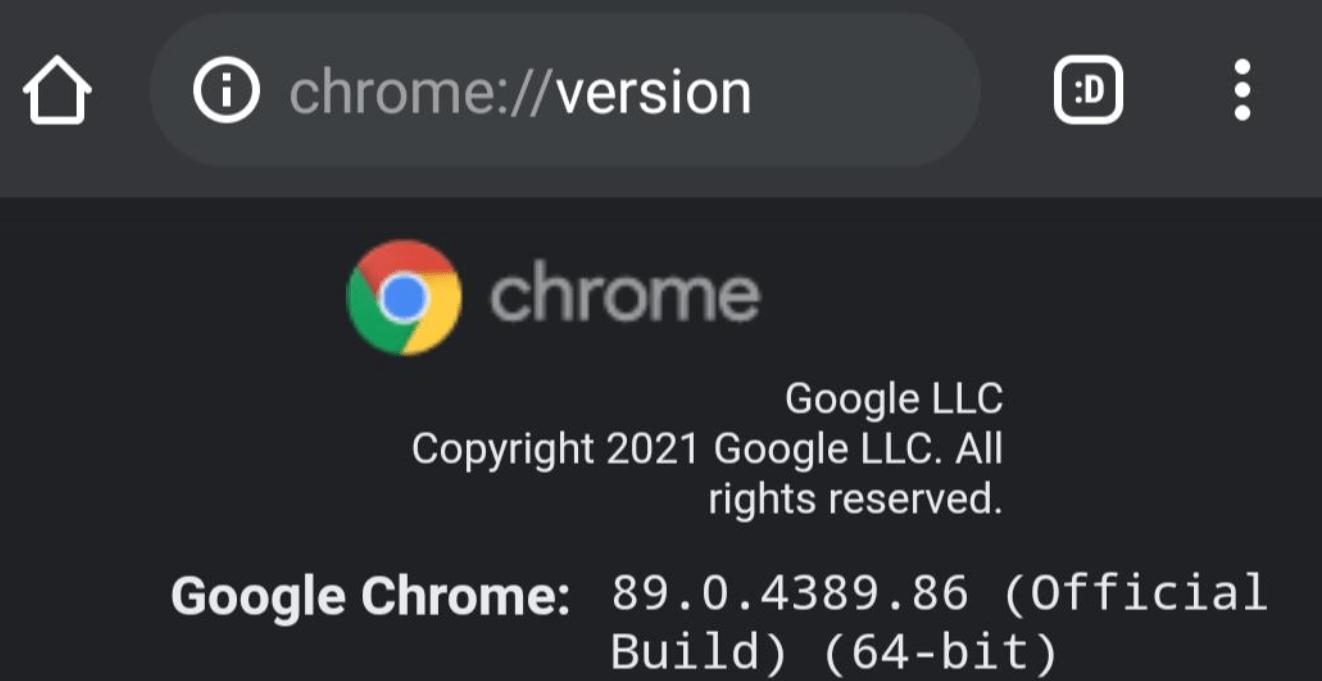 chrome 64 bit - Chrome 89 x64-bit σε συσκευές Android