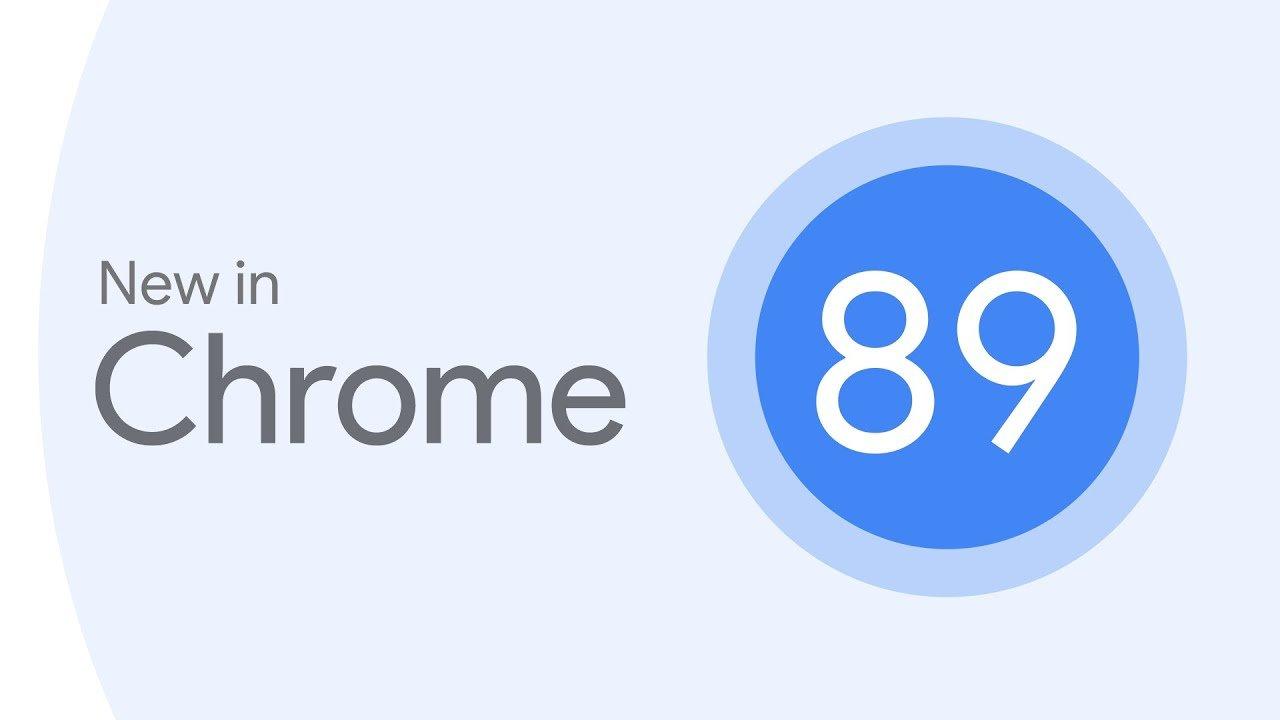 chrome89 - Chrome 89 x64-bit σε συσκευές Android