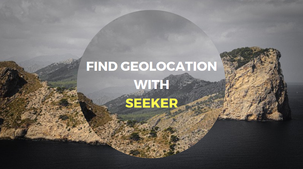 geolocation seeker - Βρείτε γεωγραφική τοποθεσία με υψηλή ακρίβεια