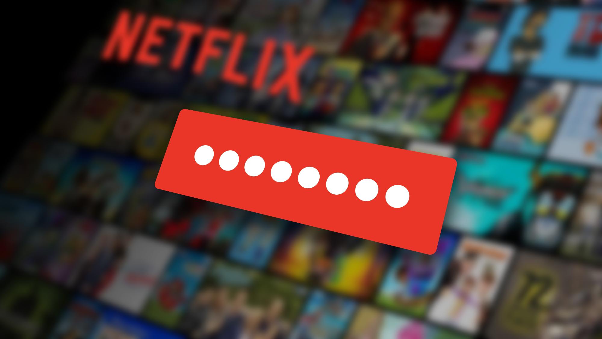 netflix password - Netflix εξακρίβωση κωδικών πρόσβασης ή νέος λογαριασμός