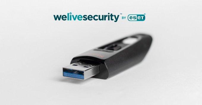ESET USB - Ξέρετε πως να αποτρέψετε την απώλεια σημαντικών αρχείων;