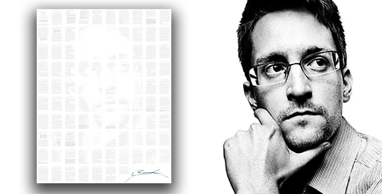 snowdennft - Snowden πούλησε το πρώτο του NFT για 5,5 εκατομμύρια