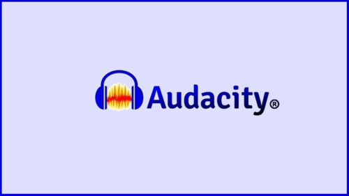 Audacity Προσοχή συλλογή δεδομένων τηλεμετρίας