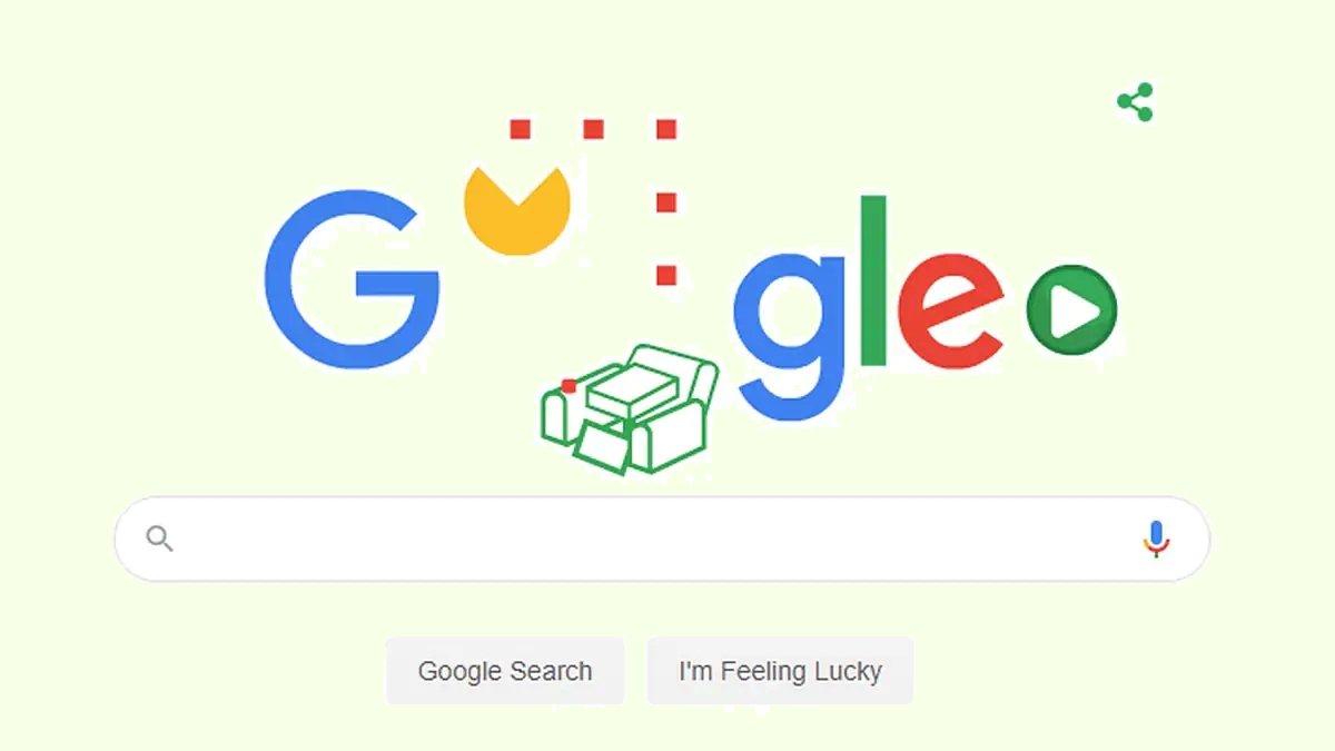 Google doodle pac man - Παίξτε 10 δημοφιλή Google Doodle παιχνίδια